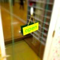 OPEN&CLOSE看板